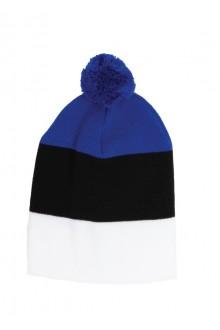 Eesti lipuvärvides müts