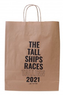 THE TALL SHIPS RACES 2021 suur paberkott