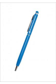 Sinise korpusega puutetundlikud pastapliiatsid, 50 tk