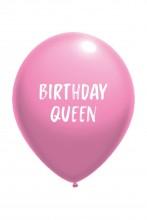 BIRTHDAY QUEEN õhupall