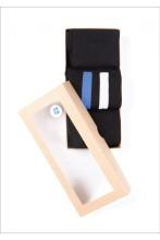 EV100 pühendatud kinkepakk meestele, kinkekarbis 3 paari sokke