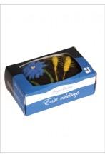 Eesti vildiseep, lilledega