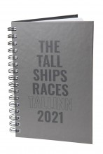 THE TALL SHIPS RACES 2021 hall märkmik