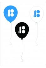 EV100 õhupallid, 10 tk