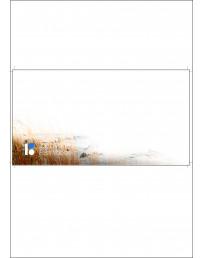 Ümbrikud 114 x 229 mm, 10 tk