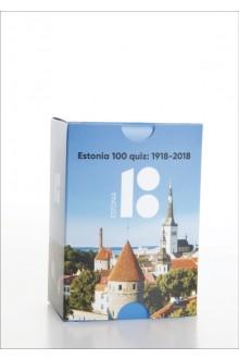 c5c1feb0275 Eesti 100 mälumäng 1918-2018 inglise keeles