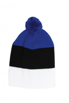 Hat in the colours of the Estonian flag