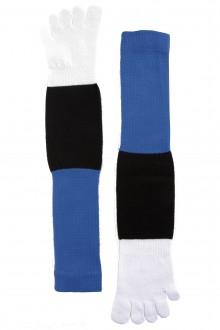 ESTONIA flag-coloured toe socks for men and women