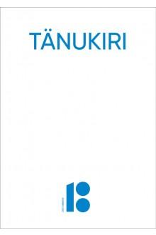 A4 Thank You letterhead blank, 10 pcs, blue logo on white background