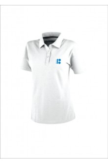 Estonia100 white polo shirt for men