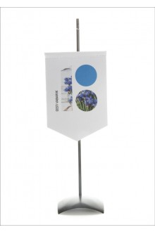 Pennant with cornflowers (without base)