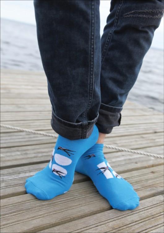 dd21e4c0fab EV100 kingitustepood - Mina jään low-cut socks for men - Socks - Gifts
