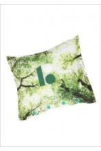"Decorative cushion ""Forest"""