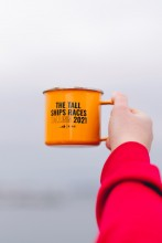 THE TALL SHIPS RACES 2021 yellow mug