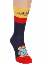 THE TALL SHIPS RACES 2021 SEAL cotton socks