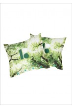 "Decorative cushions ""Forest"", 2 pcs"