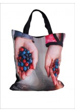 "Shopping bag ""Berries"", 10 pcs"