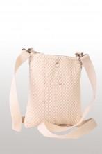 Shoulder bag made of Song Celebration T-shirts 18 x 21 cm