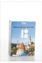 Estonia 100 quiz: 1918-2018 (in English)