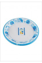 Smile Paper plates 18cm