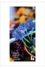 "Tube scarf ""Cornflowers"""