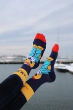 THE TALL SHIPS RACES 2021 VIDRIK cotton socks