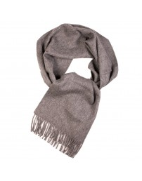Great Natural Alpaca grey alpaca wool scarf
