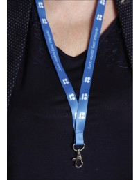 Estonia100 blue lanyard