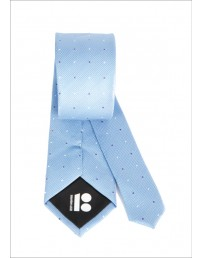 Men's elegant tie in a gift box