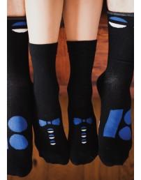 "Сhildren's socks ""Minu inimesed"""