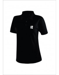 Estonia100 black polo shirt for men