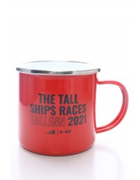 THE TALL SHIPS RACES 2021 red mug