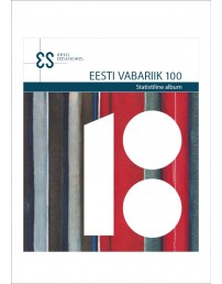 Estonia 100. Statistical Album