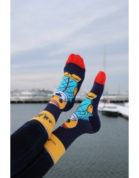 THE TALL SHIPS RACES 2021 VIDRIK cotton socks