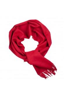 Шарф бордового цвета из шерсти альпака Great Natural Alpaca