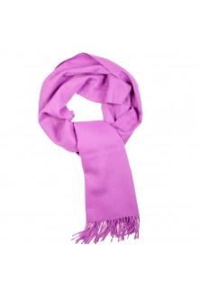 Шарф пурпурно-розового цвета из шерсти альпака Great Natural Alpaca