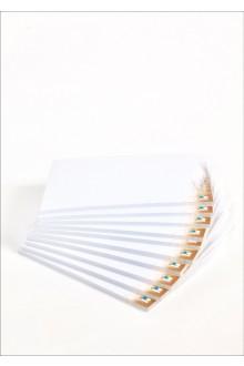 Блок с листами для заметок A5, 5 шт.