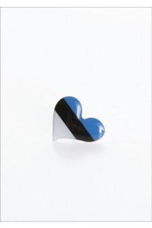 """Нагрудный значок """"Сердце"""", 10 шт. в упаковке"""