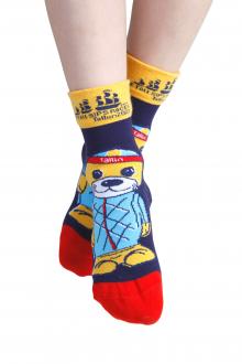 Хлопковые носки для детей THE TALL SHIPS RACES 2021 VIGRI
