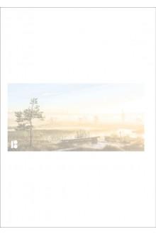 Конверты 114 x 229 мм, 50 шт., с изображением болота