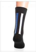 Элегантные мужские носки из вискозы EST