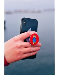 Попсокет красного цвета THE TALL SHIPS RACES 2021