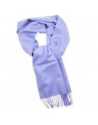 Шарф пастельно-синего цвета из шерсти альпака Great Natural Alpaca