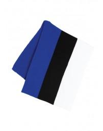 Шарф в цветах флага Эстонии