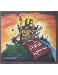 "Chalice - ""Supervõimed"" музыкальный CD-диск"