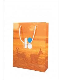 Подарочный пакет с изображением косули, 30 шт.