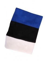 Шарф-труба (снуд) в цветах флага Эстонии EESTI