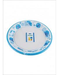 Бумажные тарелки Smile 22см